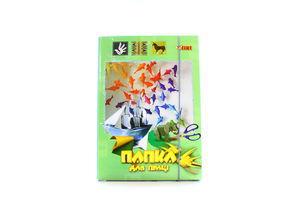 Папка Tiki для ручної праці на гумках А4 51704-ТК