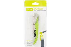 True Truetap Double-Hinged Corkscrew