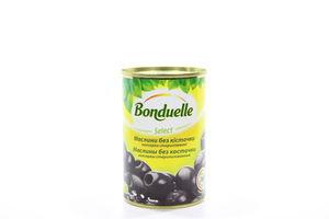 Маслины без косточки Bonduelle ж/б 300г