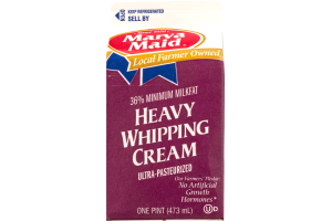Marva Maid Heavy Whipping Cream