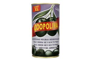 Маслины без косточки Coopoliva ж/б 350г