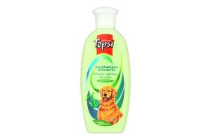Шампунь с травами для собак Topsi 200мл