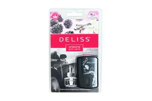 DELISS Автомобільний ароматизатор, комплект, Romance UA 1 шт