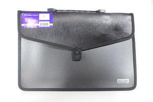 Портфель Buromax JOB на 2 відд. F/C