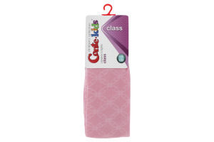 Колготы детские Conte Kids Class 116-122 светло-розовые