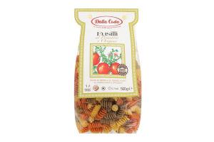 Изделия макаронные Fusilli Dalla Costa м/у 500г