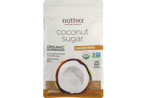 Nutiva Coconut Sugar Unrefined