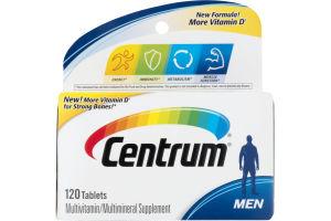 Centrum Men Multivitamin - 120 CT