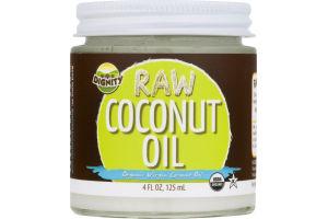 Dignity Raw Coconut Oil