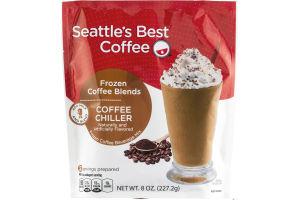 Seattle's Best Frozen Coffee Blends Coffee Chiller