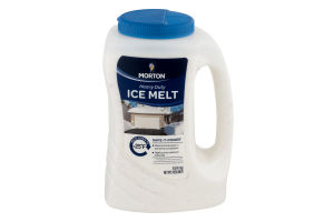Morton Ice Melt Heavy Duty