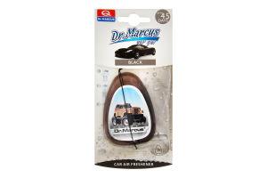 Ароматизатор Dr.Marcus Car gel black автомобільний