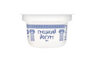 Йогурт натуральный Премія Греческий 10%