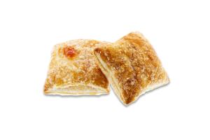 Печиво здобне листкове з абрикосовим наповнювачем Малютка Салекс к/у 2кг