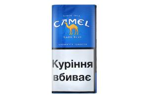 Тютюн для куріння сигаретний Camel Dark Blue 30г