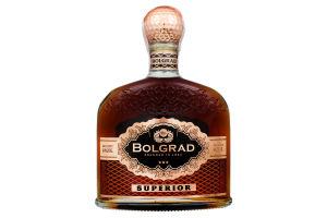 "Коньяк ТМ ""Bolgrad"" Superior 0,5 л"