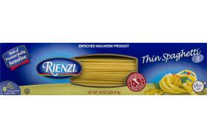 Rienzi Thin Spaghetti