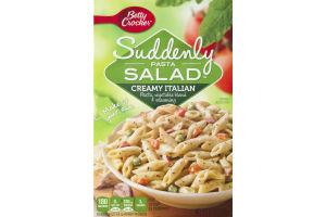 Betty Crocker Suddenly Pasta Salad Creamy Italian