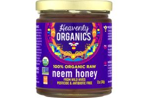 Heavenly Organics 100% Organic Raw Neem Honey