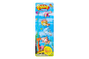 Набор игровой для детей от 3лет №1021A Fishing Shantou Yisheng Trading 1шт