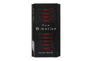 Omerta Pure E-motion чол.т/вода 100мл
