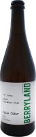 Сидр 0.75л 7-7.5% яблочный игристый сухой Cuvee Berryland бут