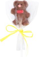 Конфета Медвеженок шоколадная