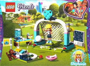 LEGO® Friends Футбольная тренировка Стефани 41330