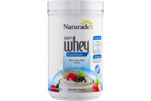 Naturade 100% Whey Protein Booster