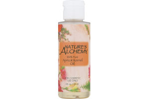 Nature's Alchemy 100% Pure Apricot Kernel Oil