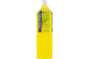 Aloevine Aloe Vera Drink Pineapple