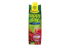 Нектар Happy Day клюква
