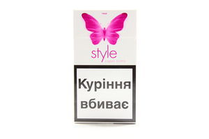 Сигареты Style Super Slims Selection Rose