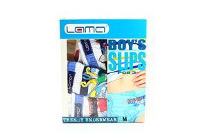 Труси Lama Boy's Slips для хлопчиків M