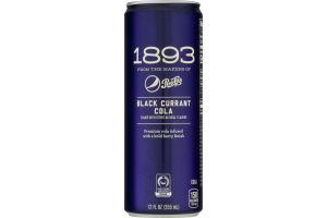 Pepsi-Cola 1893 Black Currant Cola