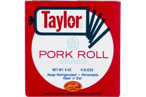 Taylor Pork Rolls - 8 CT