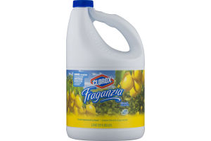 Clorox Fraganzia Bleach Fresh Squeezed Lemon