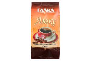 Напиток кофейный растворимый Люкс Галка м/у 100г