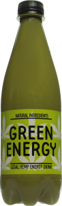 Напиток энергетический Green Energy сильногазиров
