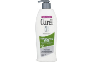 Curel Comforting Lotion Fragrance Free