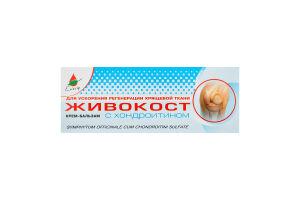 Крем-бальзам с хондроитином Живокост Еліксір 75мл
