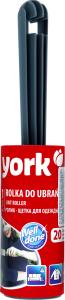 Ролик щітка для одягу York