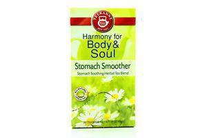Чай травяной Stomach smoother Harmony for body&soul Teekanne к/у 20х2г