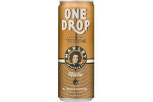Marley's One Drop Coffee Drink Mocha