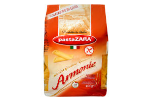 Изделия макаронные Pasta Zara Пенне Рига без глют