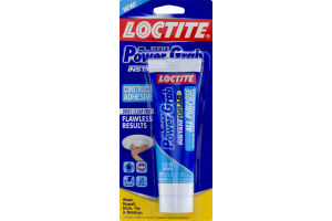 Loctite Clear Power Grab Instant Grab Construction Adhesive