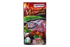 Маринад для свинини з часником та травами Торчин д/п 175г