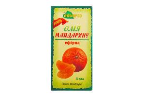 Олія ефірна мандаринова (5мл) 1шт /Адверсо/