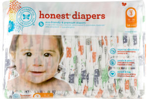 The Honest Co. Honest Diapers Size 3 - 34 CT