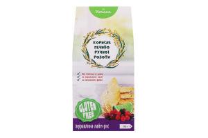 Печенье рисовое с клюквой и лаймом без глютена Кохана к/у 170г